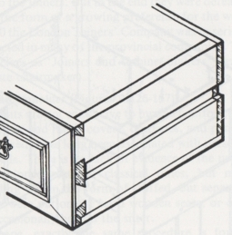 Evolution of Drawer Construction