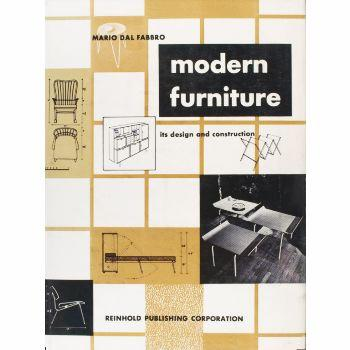book jacket cover for modern furniture