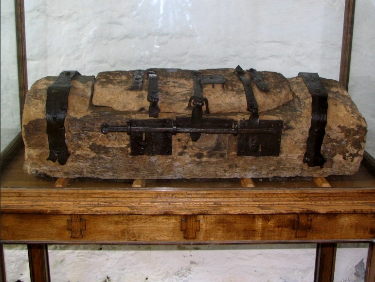 dugout chest of st beunoclynog church carnarvonshire