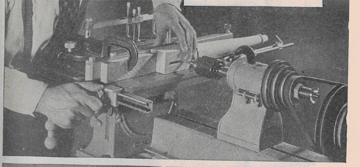 1930s horizontal mortiser
