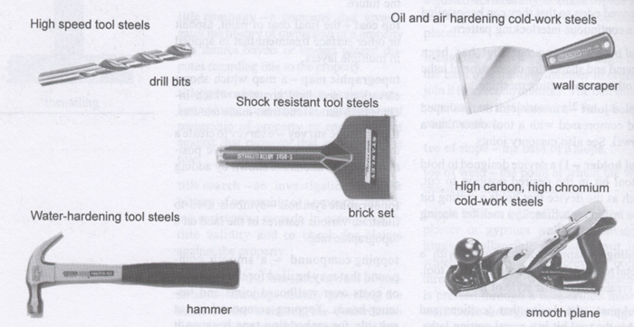 image of steel tools manufactured by stanley tools